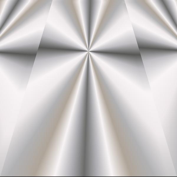 Gümüş Renkli Geometrik Desenli Arka Plan şablonları Nisanboard